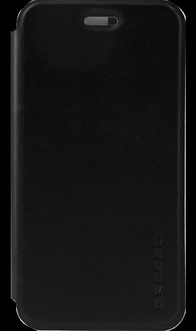 Чехол-книжка Gresso для Xiaomi Redmi 4x, кожзам, черный