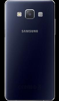 Смартфон samsung galaxy a7 sm a700fd duos black