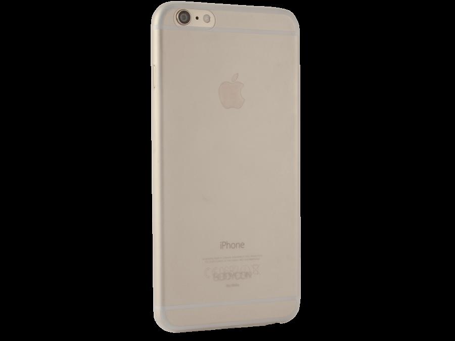 Чехол-крышка Uniq Bodycon для Apple iPhone 6 Plus, силикон, прозрачный