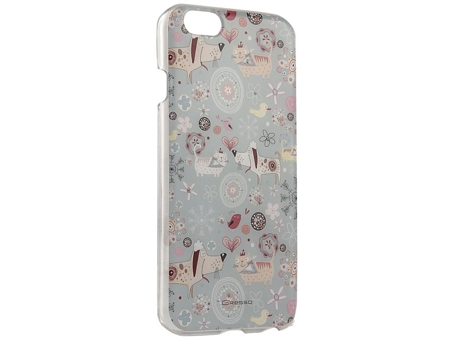 �����-������ Gresso �������� ��� iPhone 6/6S, �������