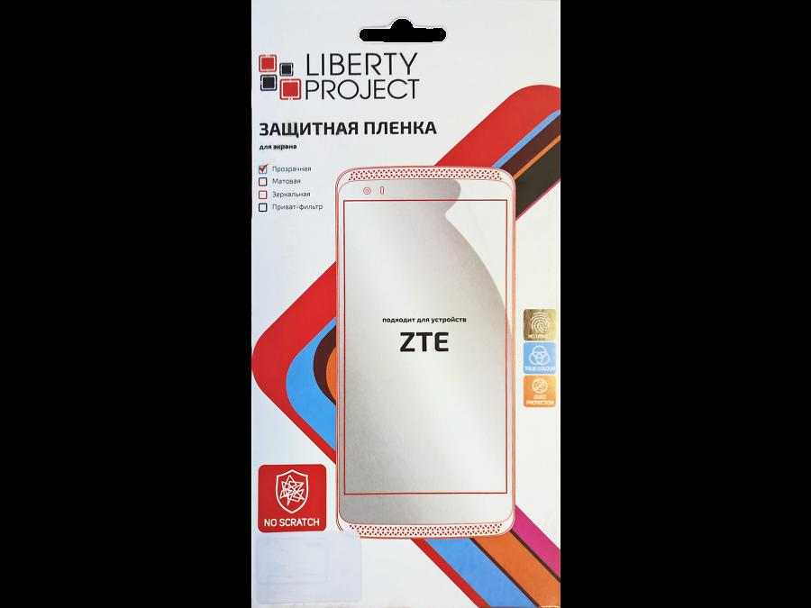 Защитная пленка Liberty Project для ZTE Blade A5 (прозрачная)