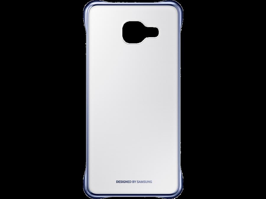 Чехол-крышка Samsung для Galaxy A5 (2016), поликарбонат (черная рамка)
